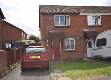 Thumbnail 2 bed end terrace house for sale in Wolfscote Dale, Church Gresley, Swadlincote