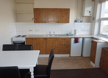 Thumbnail 4 bed flat to rent in Lewes Road, Brighton