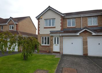 Thumbnail 3 bed semi-detached house to rent in Craigston Park, Dunfermline