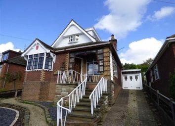 Thumbnail 2 bedroom detached bungalow for sale in Fernlea Grove, Weston Coyney, Stoke-On-Trent