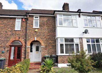 Thumbnail 3 bed terraced house for sale in Further Green Road, London