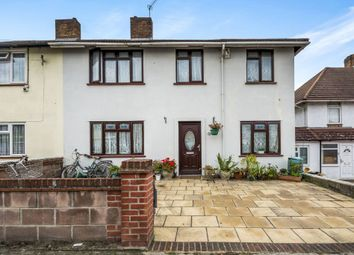 Thumbnail 5 bed semi-detached house for sale in Claremont Avenue, New Malden, Surrey