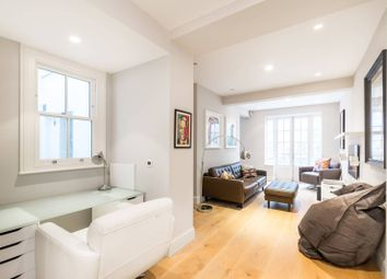 Thumbnail 1 bed flat for sale in Lexham Gardens, Kensington