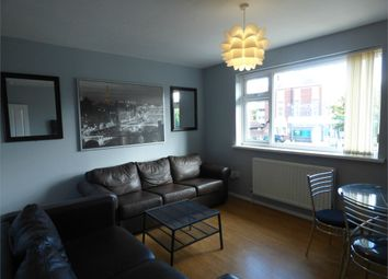 Thumbnail 4 bedroom flat to rent in Coppice Way, Shieldfield, Newcastle, Tyne And Wear