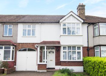 Thumbnail 4 bedroom terraced house for sale in Clarence Avenue, New Malden