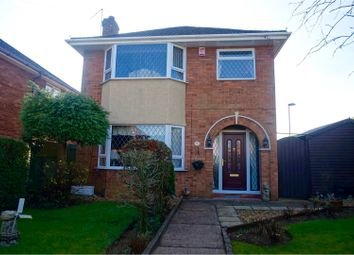 Thumbnail 3 bed detached house for sale in Copse Road, Scunthorpe