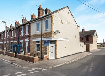 Thumbnail 3 bed terraced house for sale in William Street, Fryston, Castleford
