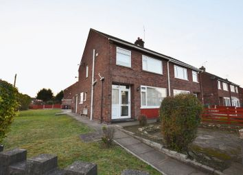 Thumbnail 3 bed semi-detached house to rent in Low Leys Road, Bottesford, Scunthorpe
