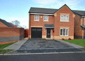 Thumbnail 4 bed detached house for sale in Dove Close, Sutton Grange, Shrewsbury