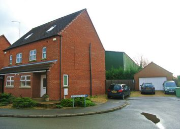 Thumbnail 4 bed semi-detached house for sale in Hereward Way, Billingborough, Sleaford, Lincolnshire