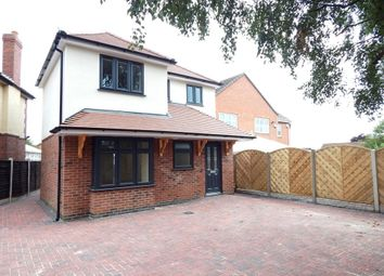 Thumbnail 3 bedroom detached house for sale in Bentons Lane, Great Wyrley, Walsall