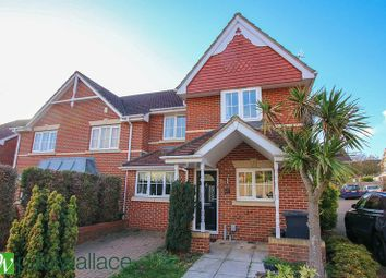 Thumbnail 3 bed end terrace house for sale in Little Stock Road, Cheshunt, Waltham Cross