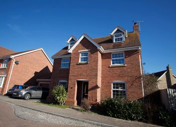 Thumbnail 5 bed detached house to rent in Monmouth Grove, Kingsmead