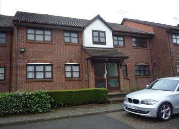 Thumbnail 3 bedroom flat to rent in Swallow Close, Greenhithe