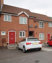 Thumbnail 3 bedroom terraced house to rent in Dunnock Close, Ravenshead, Nottingham