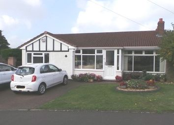 Thumbnail 3 bed bungalow for sale in Hothersall Drive, Sutton Coldfield