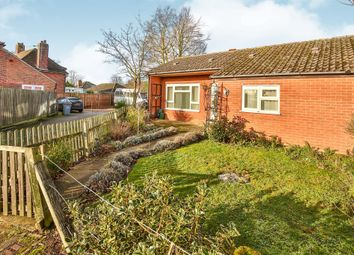 Thumbnail 1 bed terraced bungalow for sale in Middletons Court, Hellesdon, Norwich