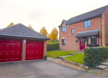 Thumbnail 4 bed detached house for sale in St. Helens Grove, Monkston
