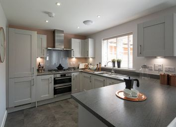 Thumbnail 4 bed detached house for sale in Hope Grants Road, Aldershot