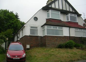 Thumbnail 6 bed semi-detached house to rent in Bevendean Crescent, Brighton