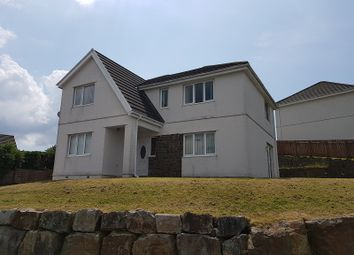 Thumbnail 4 bed detached house to rent in Llys Gwyn, Hendre Park, Llangennech, Carmarthenshire.