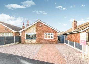 Thumbnail 3 bed detached bungalow for sale in Bartholomew Close, Bardney, Lincoln
