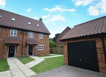 Thumbnail 4 bed semi-detached house for sale in Horsham St. Faith, Norwich
