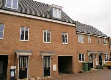 Thumbnail 3 bed town house to rent in Coriander Road, Downham Market