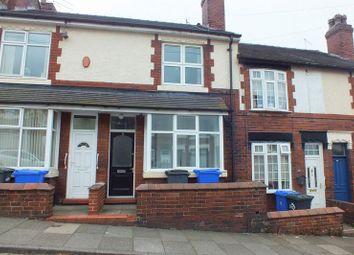 Thumbnail 2 bed town house for sale in Patterdale Street, Burslem, Stoke On Trent