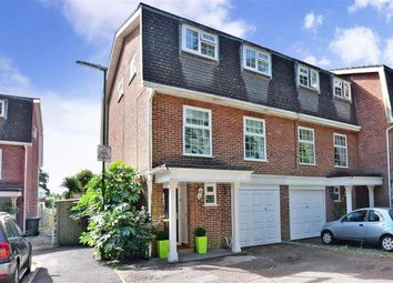 Thumbnail 4 bed town house for sale in Lintott Gardens, Horsham, West Sussex