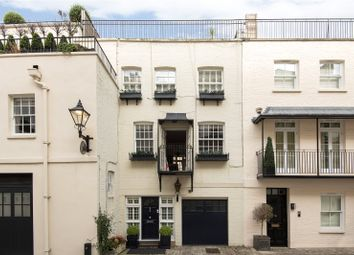 Eaton Mews South, Belgravia, London SW1W. 2 bed terraced house