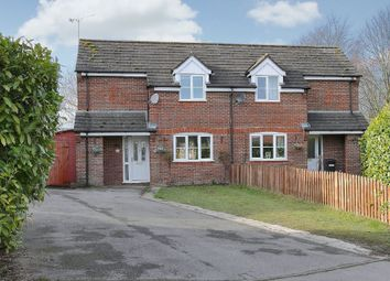 Thumbnail 2 bed semi-detached house for sale in Whiteshoot, Broughton