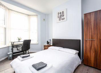 Thumbnail 4 bedroom flat to rent in Bradfield Street, Edge Hill, Liverpool