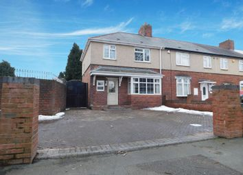 Thumbnail 3 bed semi-detached house to rent in Baker Street, Tipton
