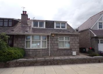 Thumbnail 4 bed semi-detached house to rent in Forbesfield Road, Aberdeen