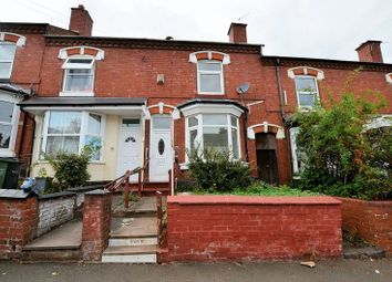 Thumbnail 3 bed terraced house for sale in Pargeter Road, Bearwood, Smethwick