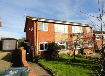 Thumbnail 1 bed flat to rent in 6 Chestnut Drive, Malvern, Worcestershire