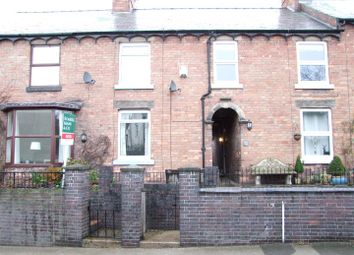 Thumbnail 2 bedroom terraced house for sale in Milton Road, Repton, Derby