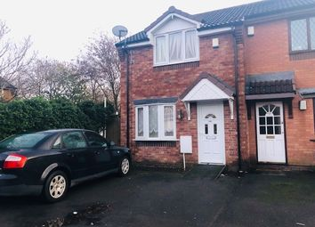 Thumbnail 2 bed end terrace house to rent in Clary Grove, Walsall