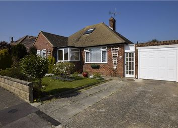 Thumbnail 3 bed detached bungalow for sale in Gibb Close, Bexhill-On-Sea, East Sussex