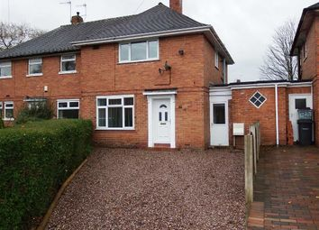 Thumbnail 2 bed semi-detached house to rent in Mitchell Avenue, Kidsgrove, Stoke-On-Trent