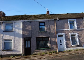 Thumbnail 2 bed terraced house to rent in Beaconsfield Street, Cadoxton, Neath, West Glamorgan