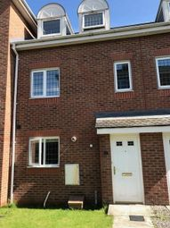 Thumbnail 3 bed town house to rent in Berkeley Close, Warrington