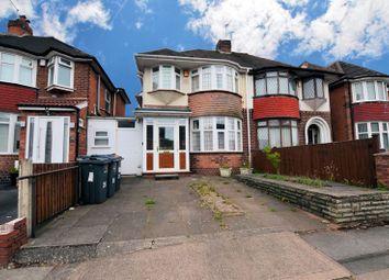 Worlds End Lane, Quinton, Birmingham B32. 3 bed semi-detached house for sale