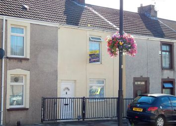 Thumbnail 3 bed terraced house for sale in Clase Road, Morriston, Swansea