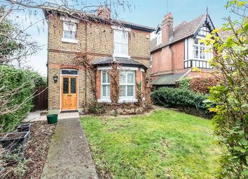 Thumbnail 3 bed detached house for sale in Bower Mount Road, Maidstone