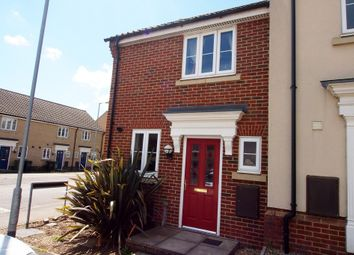 Thumbnail 2 bedroom semi-detached house for sale in Dolphin Road, Norwich