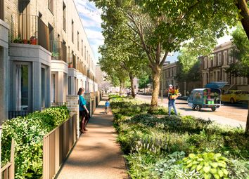 Thumbnail 3 bed town house for sale in Wansey Street, South Gardens, Elephant Park, Elephant & Castle