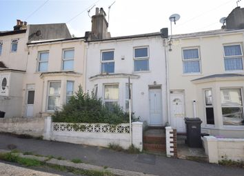 Thumbnail 2 bed terraced house for sale in St. Georges Road, Hastings, East Sussex