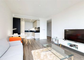Thumbnail 2 bedroom flat for sale in Meranti House, London